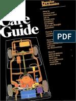 Car Care Guide - Popular Mechanics - May 1974