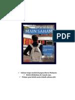 Saham Tanpa Modal eBook