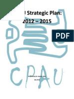CPAU Strategic Plan2012-2015