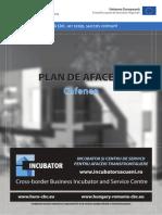 Business Plan Cafenea