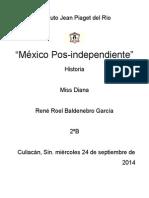 México Post-Independiente