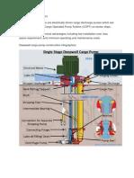 Deepwell Cargo Pumps