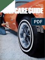 Car Care Guide - Popular Mechanics - May 1975