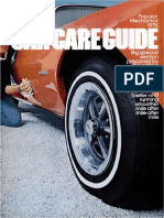 Car Care Guide - Popular Mechanics - May 1975