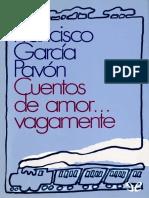 Garcia Pavon, Francisco - [Plinio 14] Cuentos de Amor... Vagamente [12775] (r1.2)