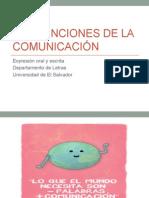 Las Funciones de La Comunicación