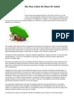 Seguro Social Planilla Para Cobro De Bono De Salud