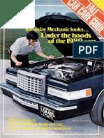 Car Care Guide - Popular Mechanics - Oct 1979