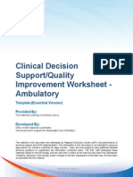 Cdsqiworksheet Ambulatory