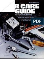 Car Care Guide - Popular Mechanics - Oct 1982