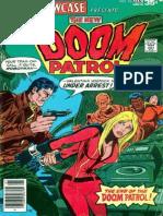 Showcase 96 Doom Patrol
