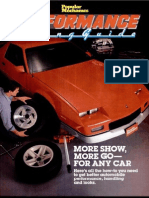 Car Care Guide - Popular Mechanics - May 1988
