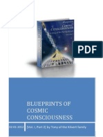 blueprint for cosmic counsciousness