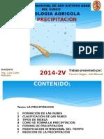 Precipitation Julio