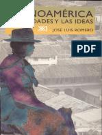 ROMERO, j.L. Latinoamèrica, Las Ciudades y Las Ideas