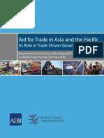 ADB (2012) Aid for Trade