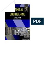 Guidebook of Cwqwqhemical Engineering