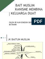 Jk Baitun Muslim-k Endok