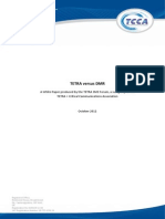 TETRA vs DMR