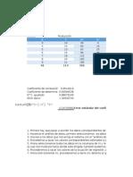 Ejercicio Estadistica II