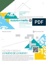 Cultura y Media 2011 Programacion
