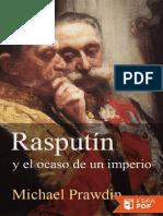 Rasputin y El Ocaso de Un Imper - Michael Prawdin