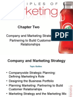 PM Ch 02 Company & Mktg Strategy