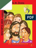 Discipulado, Comunidad Discipula de Jesus Jovenes CAM3