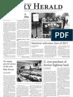 September 10, 2009 Issue
