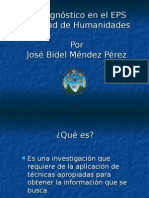 Diagnóstico Para Administración Educativa 2010