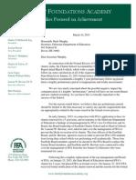 FFA Response031015