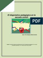 El Diagnóstico Pedagógico en La Escuela Común