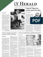 September 16, 2009 Issue