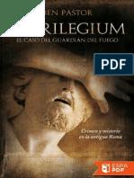 Sacrilegium - Ben Pastor