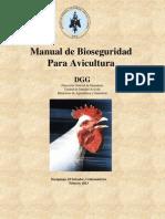 MAG Manual de Bioseguridad