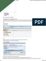 1. How to Setup RFC Destination