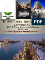 Environmental Justice In My Community