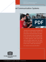 Information Communication Systems Master