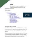 MQL4 Programming