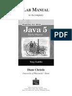 Lab Manual JAVA EO