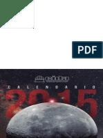 calendario astronomico 2015