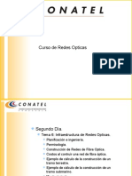 Curso de Redes Optica