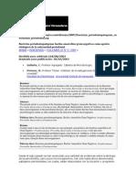 2006 Bacterias Periodontopatógenas Bacilos Anaerobios Gram Negativos
