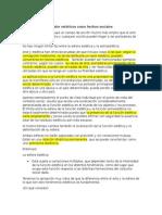Mukarovský - Resumen TP