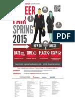 Career Fair Booklet 2015