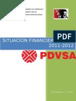 PDVSA analisis