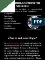 Sedimentologia y Estratratigrafia