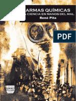 Armas químicas la ciencia en manos del mal