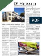 September 21, 2009 Issue