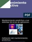 Mantenimiento Predictivo Bernal